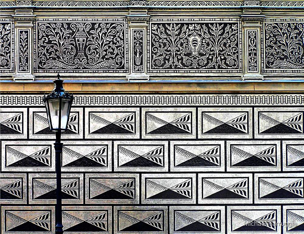 Patterns In Prague by Michael Farruggia