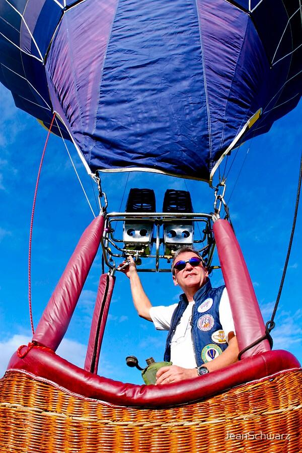 Portrait_  Pilot Balloon by JeanSchwarz
