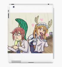 Dragon Maid iPad Case/Skin
