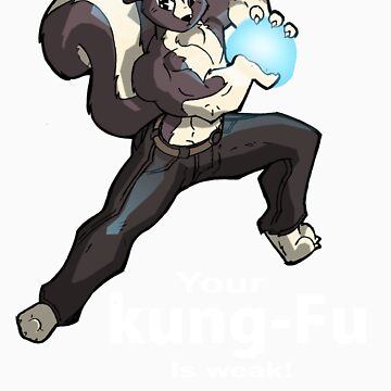 Kung-Fu by TehBurningDonut