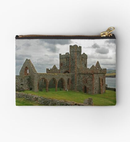 Peel Castle Studio Pouch