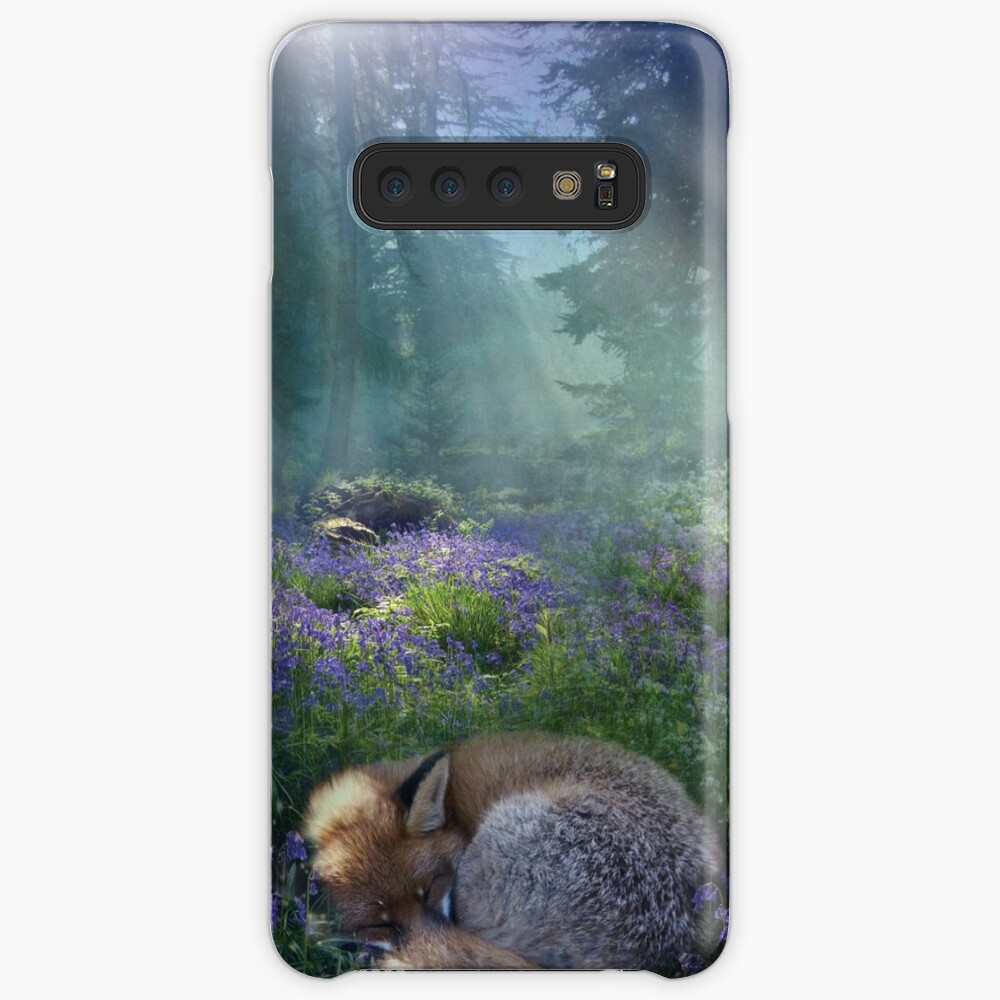 Bluebell Dawn Case & Skin for Samsung Galaxy