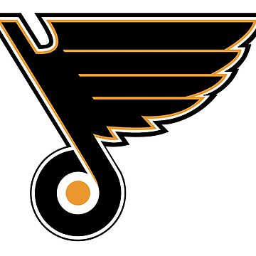Philadelphia Blues - St. Louis Flyers by Phneepers