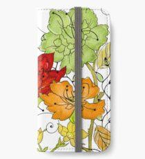 Aria II iPhone Wallet/Case/Skin
