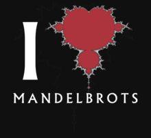 I Heart Mandelbrots