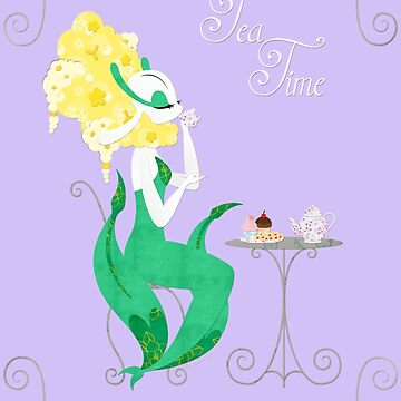 Tea Time by SilveryDreams