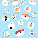 «Sushi Love!» de jennisney