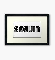 Seguin Genesis 2 Framed Print