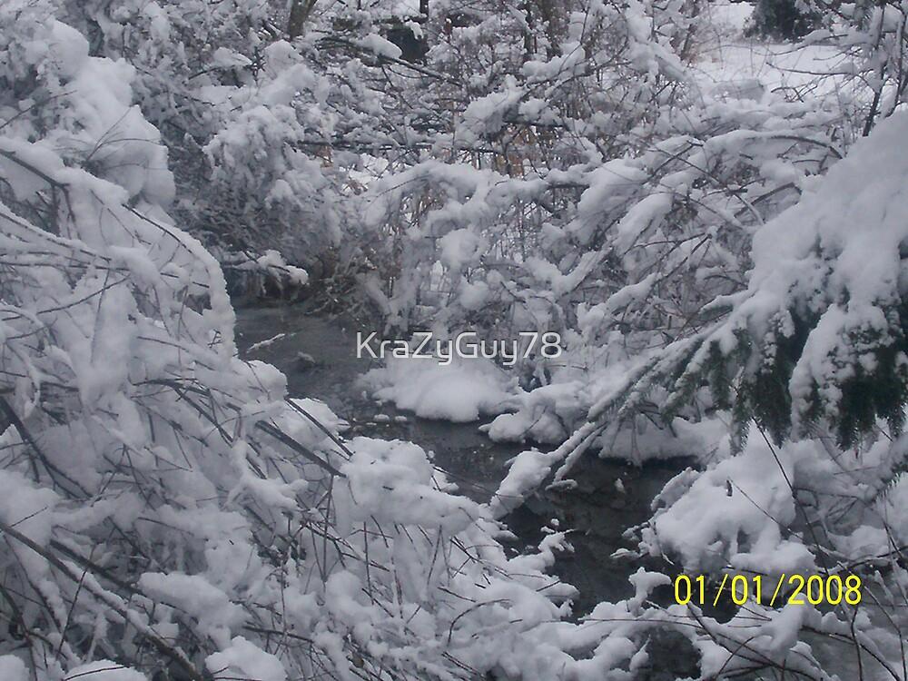 Snowy creek 1 by KraZyGuy78