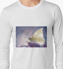 Dancing With Moonlit Wings Long Sleeve T-Shirt