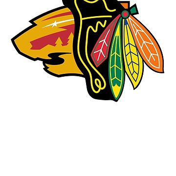 Chicago Wild - Minnesota Blackhawks by Phneepers
