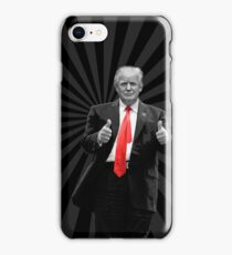 Donald Trump For President 2016 Thumbs Up iPhone Case/Skin
