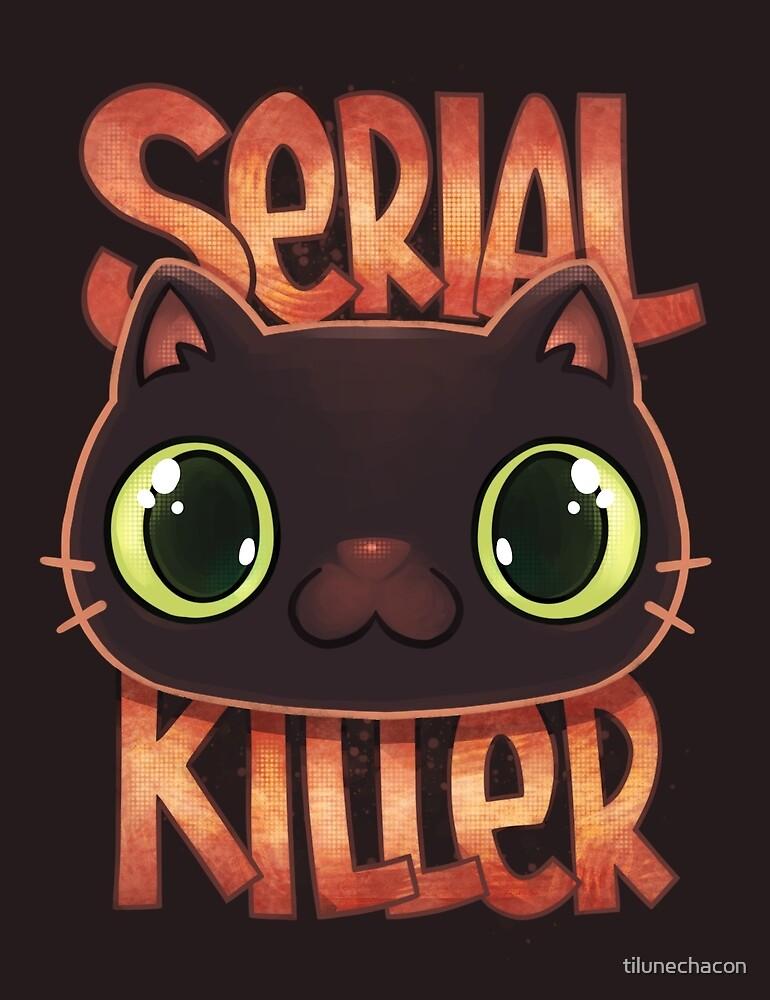 Serial killer by tilunechacon