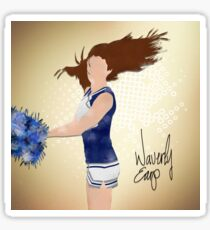 Waverly Earp - Wynonna Earp Season 2 Sticker