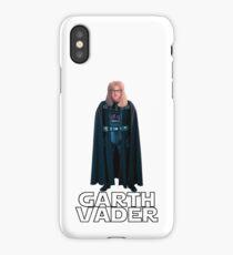 Garth Vader iPhone Case