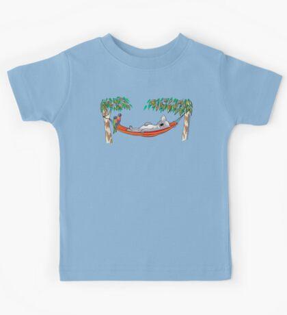Hammock Sleeping Koala - Sweet Dreams Kids Clothes