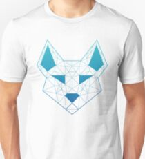 "Geometric Canine - ""Sea"" Unisex T-Shirt"
