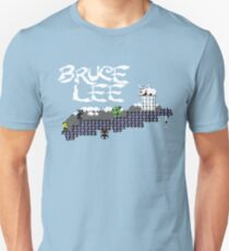 Gaming [C64] - Bruce Lee T-Shirt