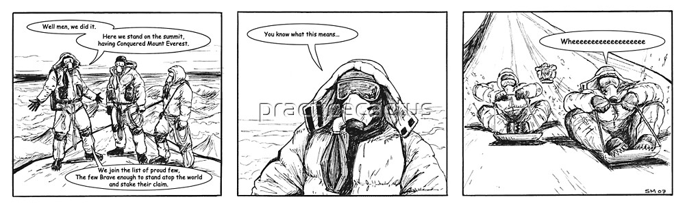 Everest by practicecactus