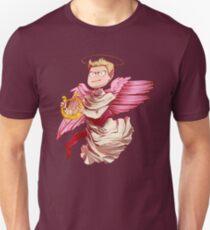 FEAT. LUCI ON HARP Unisex T-Shirt