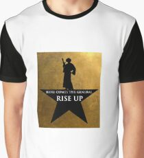 Star Wars Hamilton Mashup Graphic T-Shirt