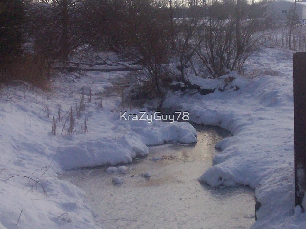 Snowy creek 3 by KraZyGuy78