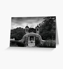 Santuario de Chimayó Greeting Card