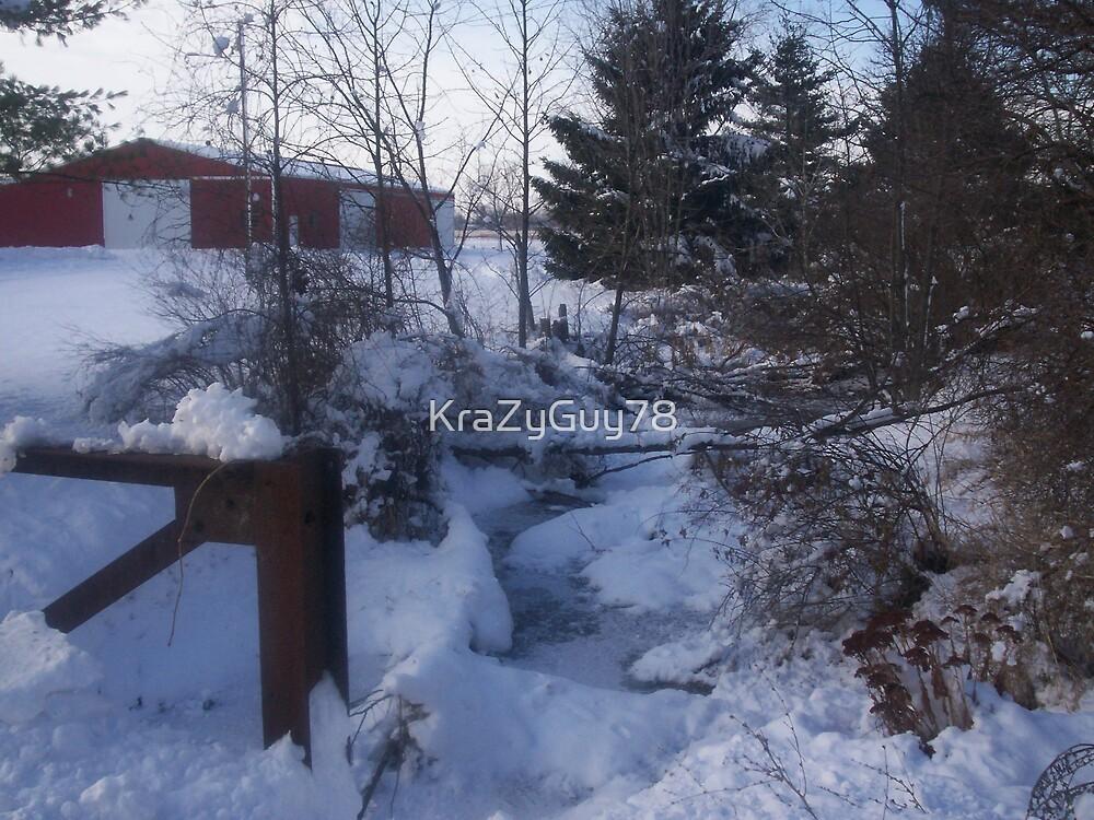 Snowscape by KraZyGuy78