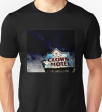 Clown Motel Unisex T-Shirt