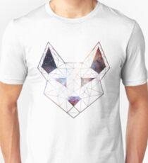 "Geometric Canine - ""Space"" Unisex T-Shirt"