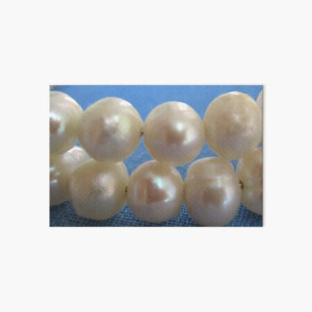 Pearls Art Board Print
