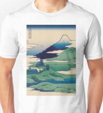 Doctor Who Mount Fuji - Mont Fuji - Tardis Unisex T-Shirt