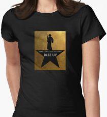 Star Wars Hamilton Mashup Women's Fitted T-Shirt
