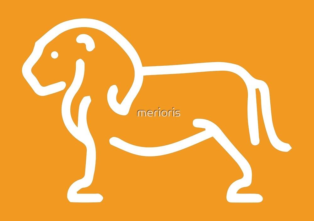 Lion by merioris