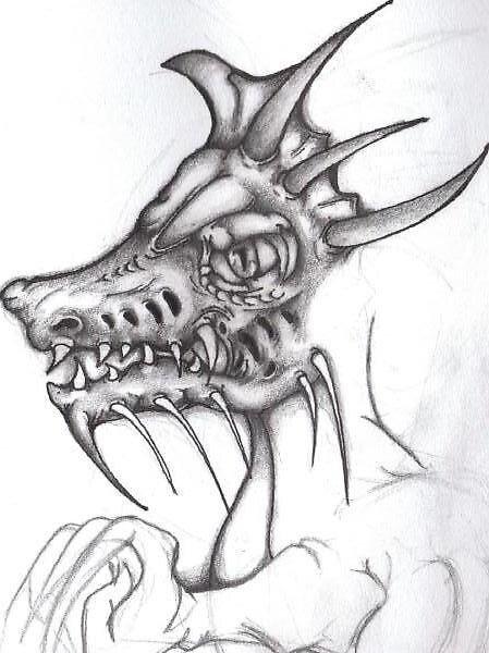 dragon by bloodbath