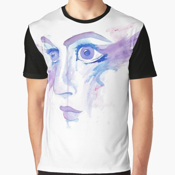 Drenched Graphic T-Shirt