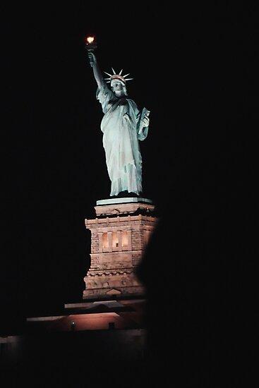 Statue of Liberty by alyssaschi