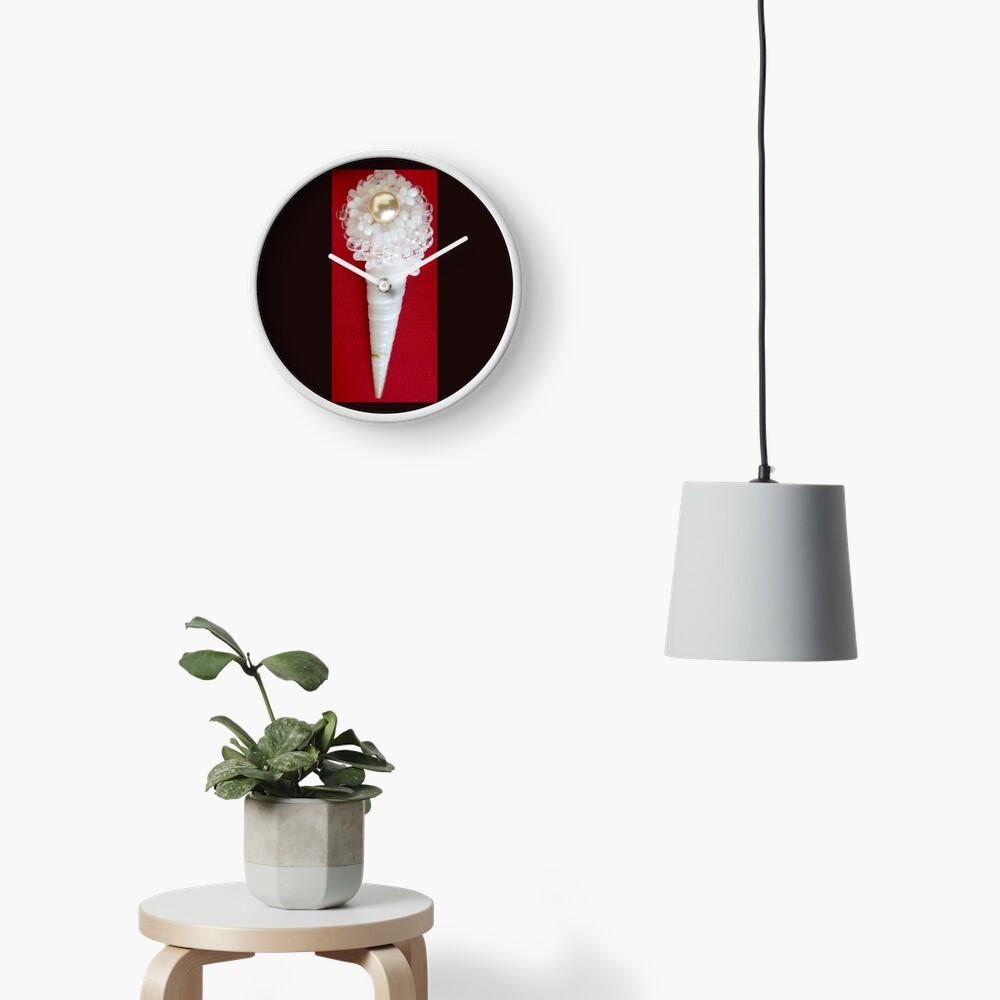 Christmas design. Xmas design Clock