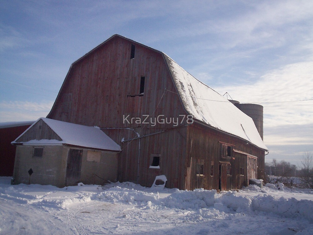 barn by KraZyGuy78