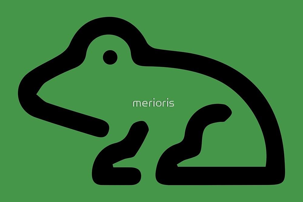 Frog by merioris
