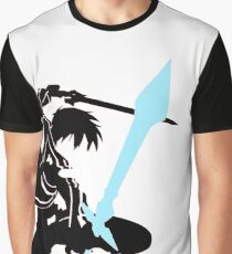 SAO - Kirito - Sword Art Online Graphic T-Shirt