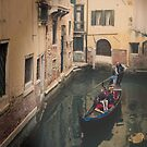 Canals of Venice by Yukondick
