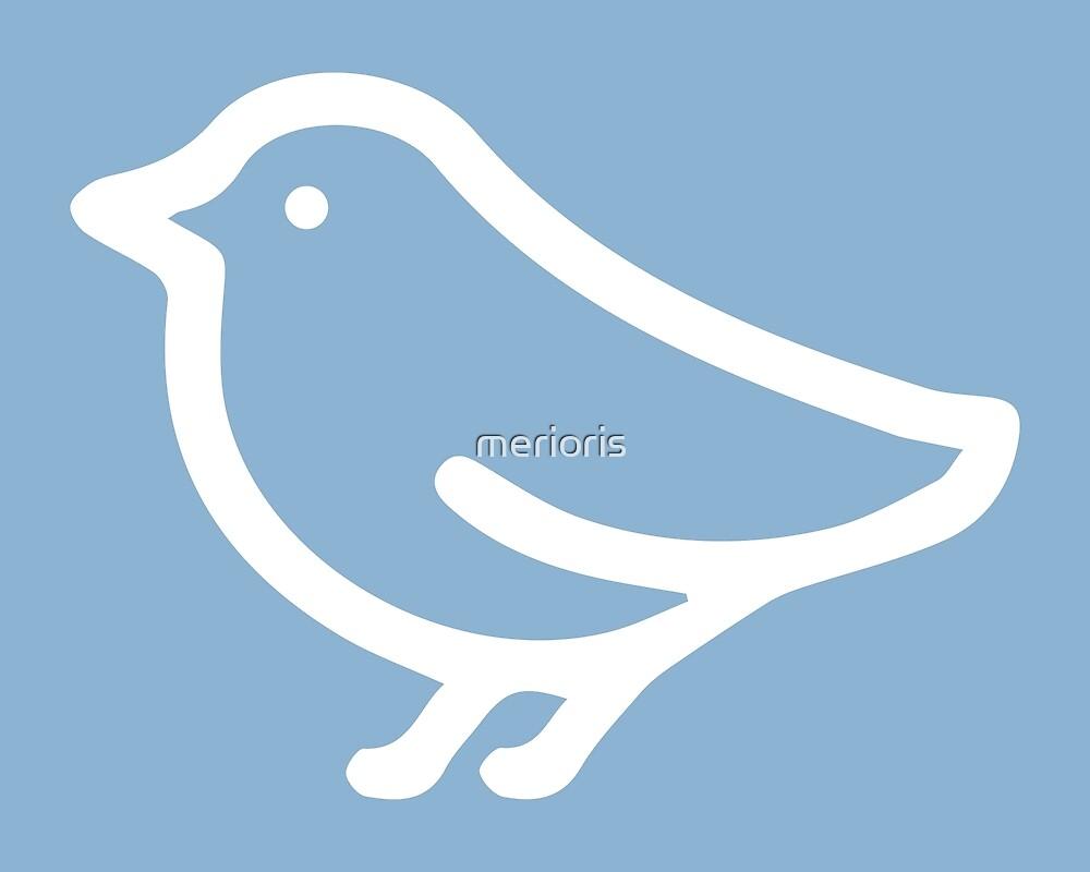Bird by merioris