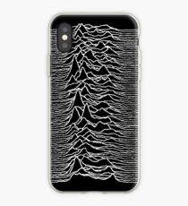 Unknown Pleasures - Joy Division iPhone Case