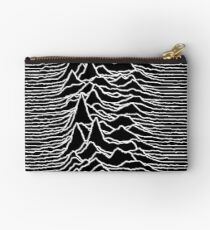 Unknown Pleasures - Joy Division Studio Pouch