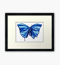 [ Butterfly ] War Room Stories - Breton Framed Print