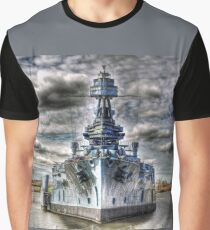 USS Texas Graphic T-Shirt