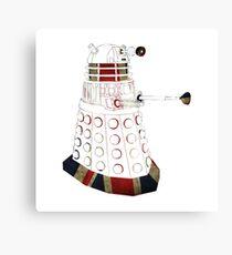 Dalek - Doctor Who Canvas Print