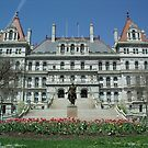 New York State Capitol by John Schneider