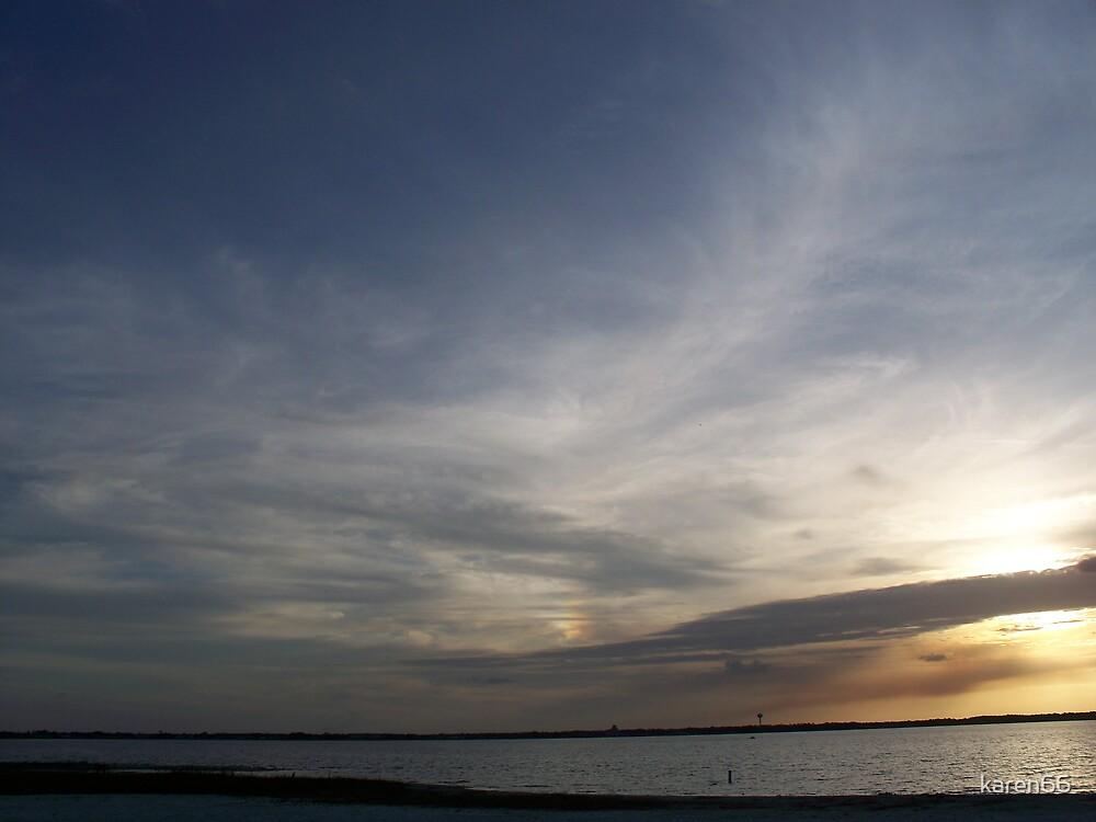 Sunset Clouds by karen66